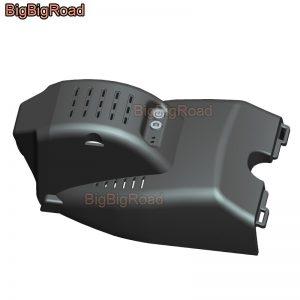 BigBigRoad For Honda Odyssey 2018 Elysion 2016 2017 2018 Car Video Recorder Wifi DVR Dash Cam Camera FHD 1080P Wide Angle