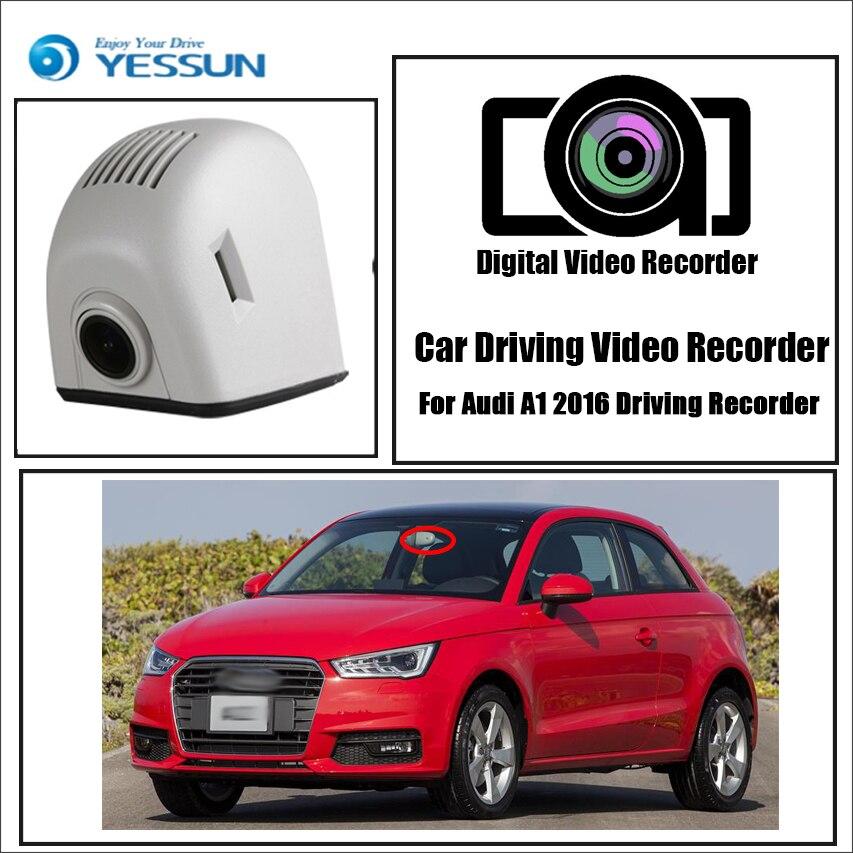 Audi A1 2016 Driving Recorder Car Dvr Mini Wifi Camera