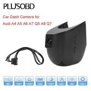 Camera Dash cam for Audi Car A4 A5 A6 A7 Q5