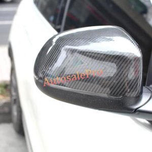 BMW X5 2014-2015 Carbon Fiber Car Side Mirror Rear view
