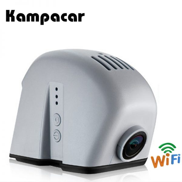 Kampacar WiFi DVRs For Audi A3 TT Q3 Q5 Q7 A4 A6 4F C6 Allroad 2013 C7 2014 A7 2015 2016 2017 2018 2019 Car Dvr Dash Cam Camera