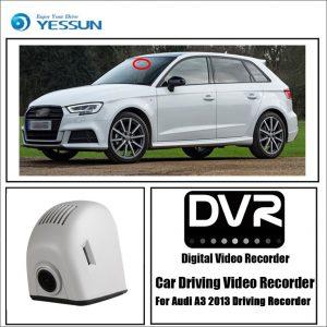 YESSUN for Audi A3 2013 Driving Recorder Car Wifi Dvr Mini Camera Novatek 96658 Full HD 1080P Car Dash Cam Video Recorder