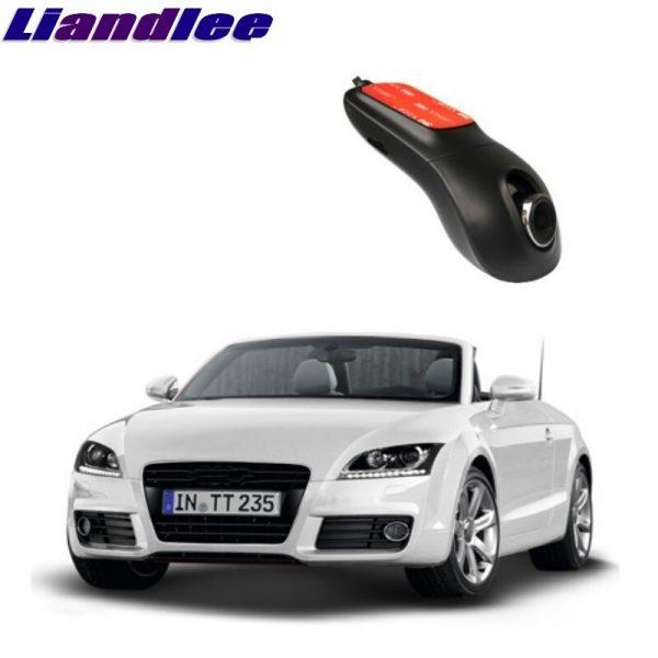 Liandlee For Audi TT TTS MK1 1998-2006 Car Road Record WiFi DVR Dash Camera Driving Video Recorder