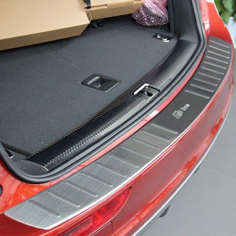 Trunk Door Sill Cover Trim Fits Audi Q5 2009-2016 Best