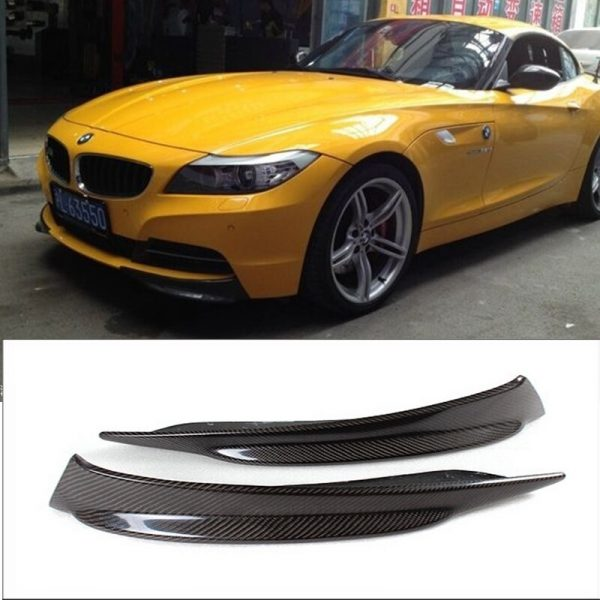 Carbon Fiber Front Bumper Trim for BMW Z4 E89 2009-2013