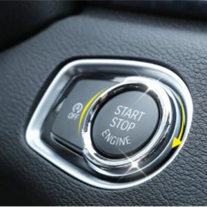 Start Stop Trim For BMW X1 2016-2019