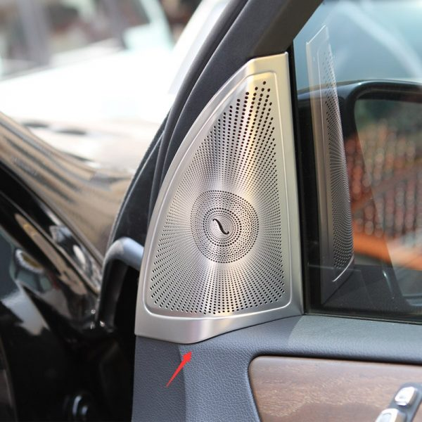 Mercedes Benz ML W166 GLE Coupe C292 GL X166 GLS Car Styling Car Door Speakers Cover