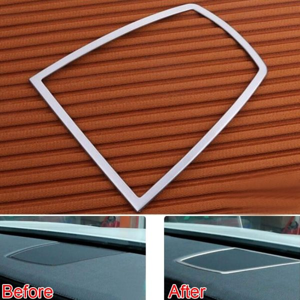 Cover Trim Sticker Interior Styling Fit For BMW 7 Series