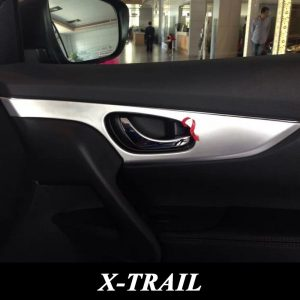 Nissan X-Trail T32 ABS Chrome Interior Door Handle Bowl Cover