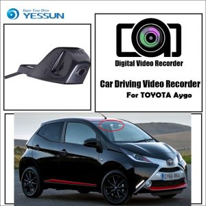 YESSUN for TOYOTA Aygo Car Mini DVR Driving Video Recorder Control APP Wifi Camera Registrator Dash Cam Original Style