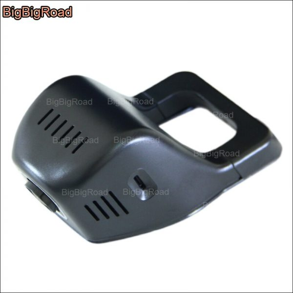 BigBigRoad For Mazda 5 Car Dash Cam APP Control Car Wifi DVR Novatek 96655 Hidden type Car Camcorder FHD 1080P