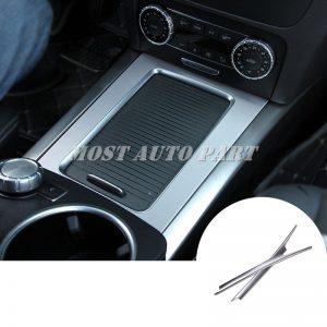 Benz GLK X204 Interior Console Storage Box Frame Cover Trim 2008-2015