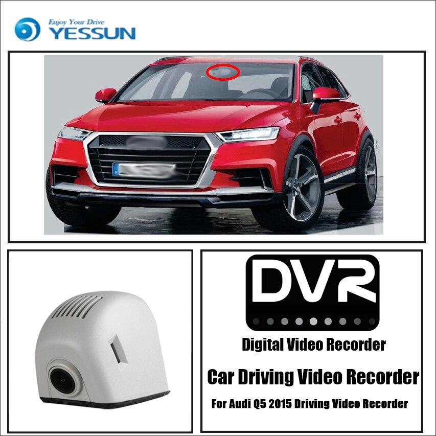 Audi Q5 2015 Driving Video Recorder Car Dvr Mini Wifi Best