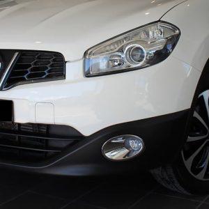 Nissan Qashqai+2 2010-2013 Chrome Front Fog Light Cover