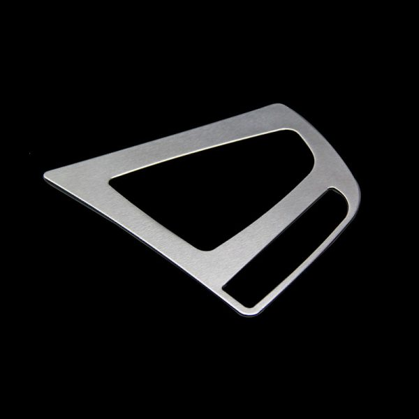 Gear Shift Lever Knob Panel BMW 3 Series 2013-2017