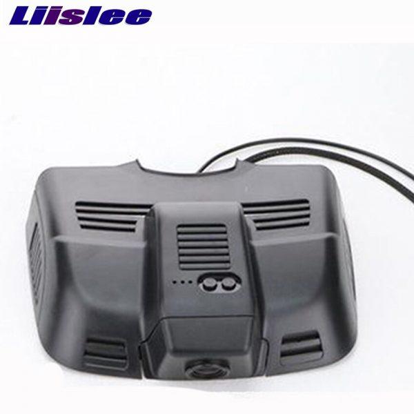 Liislee Car DVR Wifi Video Recorder Dash Cam Camera for Mercedes Benz E MB W213 W212 E63 E250 C207 A207 E300 E400 E450 2009~2019