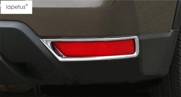 Nissan X-Trail Rogue 2017-2019 ABS Chrome Bright Rear Fog Lamp Light