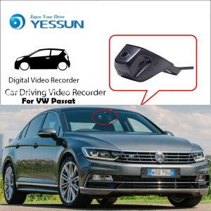 YESSUN for VW Passat Car DVR Driving Video Recorder Mini Control APP Wifi Camera Registrator Dash Cam Night Vision