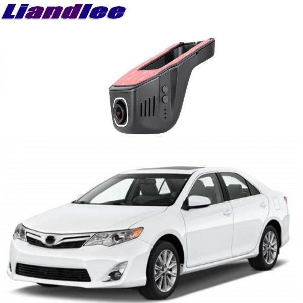 Liandlee For Toyota Jiamei / Camry XV30 XV40 XV50 XV70 2002~2018 Car Road Record WiFi DVR Dash Camera Driving Video Recorder
