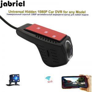 Jabriel hidden Car Camera 1080P car dvr dash camera video recorder for Hyundai Skoda Kia Toyota Nissan Honda Mazda Benz DS Tesla