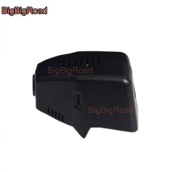 BigBigRoad Car Wifi DVR Video Recorder Dash Cam For Volkswagen Passat b8 Magotan Teramont Touran Tiguan 2017 2018 high Version