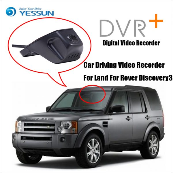YESSUN Car DVR Digital Driving Video Recorder For Land Rover Discovery 3 Front Dash Camera Front CAM HD 1080P