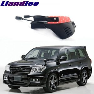 Liandlee For Toyota Land Cruiser 470 J120 460 J150 2002~2018 Car Road Record WiFi DVR Dash Camera Driving Video Recorder