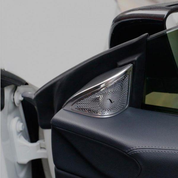 Mercedes Benz CLA C117 Car Styling Car door Loudspeaker
