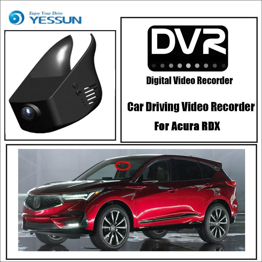 Acura RDX Dash Cam Night Vision Mini Wifi Best Price Car