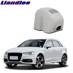 Liandlee For Audi A3 S3 RS3 8P MK2 2003~2012 Car Road Record WiFi DVR Dash Camera Driving Video Recorder