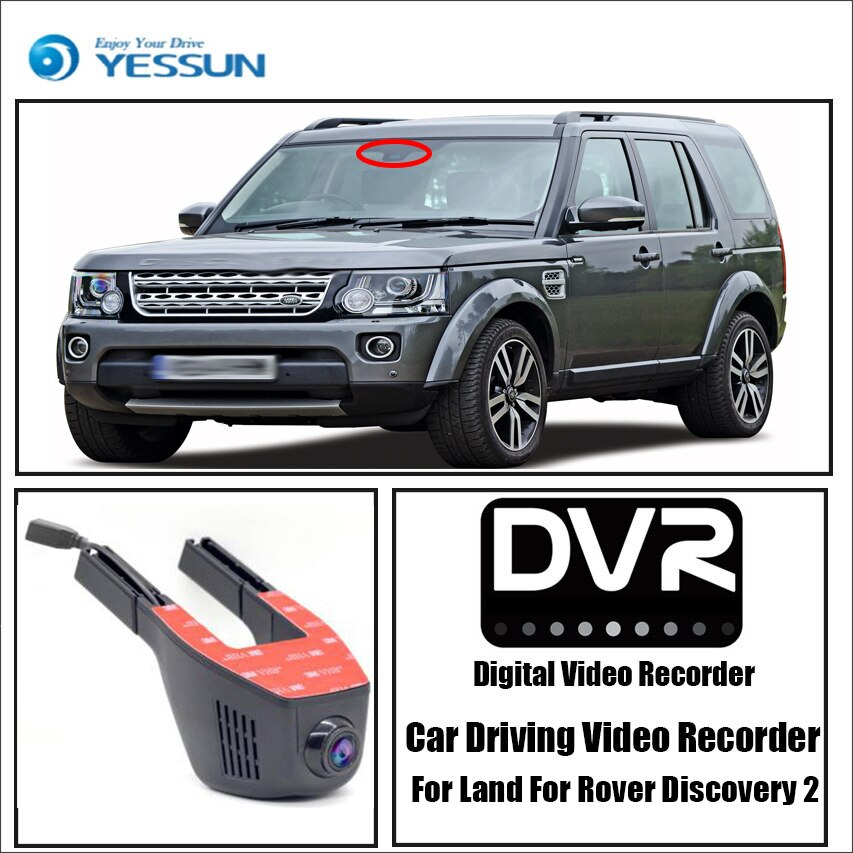 Land Rover Discovery 2 Dash Cam Wifi Best Price Car Parts
