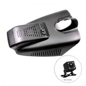 Novatek 1080P WiFi App Control Dual Len Car DVR Dash cam for Mercedes Benz C200 CLS260 320 C180 C180L C200L Car Recorder