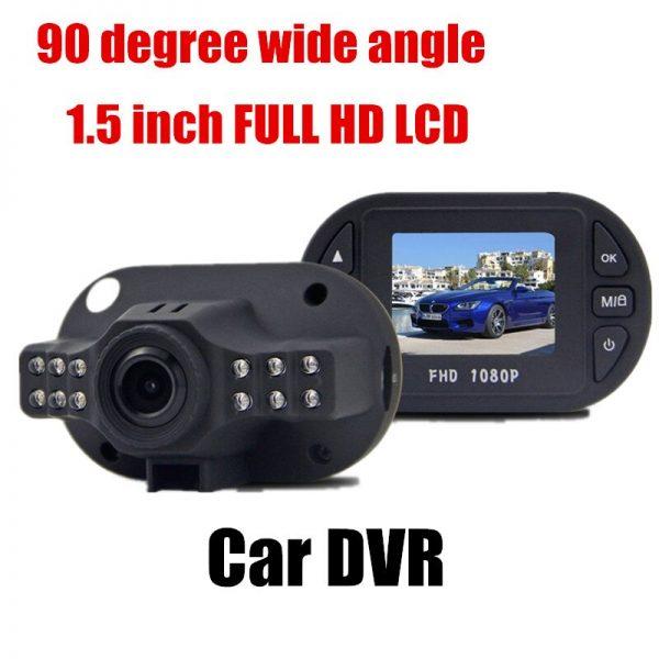 Mini Car DVR Camera Full HD Recorder Dashcam Video Registrator DVR G-Sensor Night Vision Dash Cam