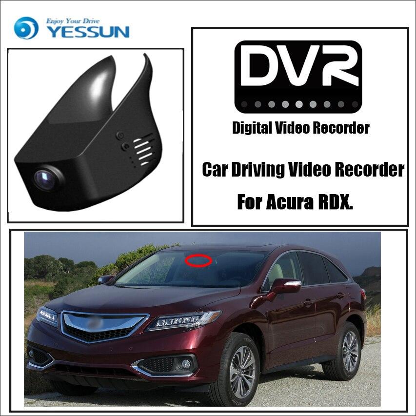 Dedicated Acura RDX Dash Cam Control APP Wifi Best Price