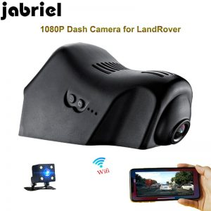 Jabriel auto Wifi hidden 1080P car camera dash cam Driving Video recorder rearview camera for LandRover Range Rover Sport EVOQUE