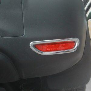 Nissan QASHQAI 2015-2016 Light Lamp cover Trim