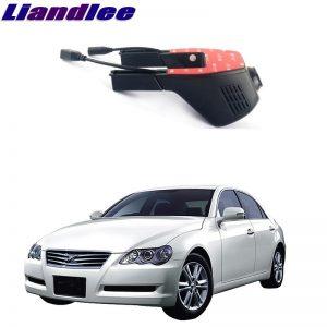 Liandlee For Toyota Mark X / Reiz X120 X130 2004~2018 Car Road Record WiFi DVR Dash Camera Driving Video Recorder