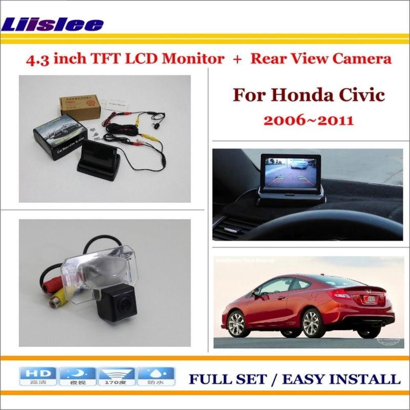 Honda Civic 2006-2011 Car Rear View Camera Best Price Car