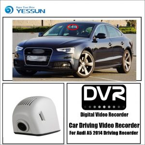 YESSUN for Audi A5 2014 Driving Recorder Car Wifi Dvr Mini Camera Novatek 96658 Full HD 1080P Car Dash Cam Video Recorder