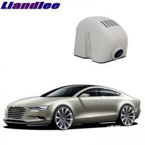 Liandlee For Audi A7 4G 2010-2016 Car Road Record WiFi DVR Dash Camera Driving Video Recorder
