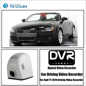 YESSUN for Audi TT 2010 Driving Video Recorder Car Dvr Mini Wifi Camera Full HD 1080P Car Dash Cam Original Style