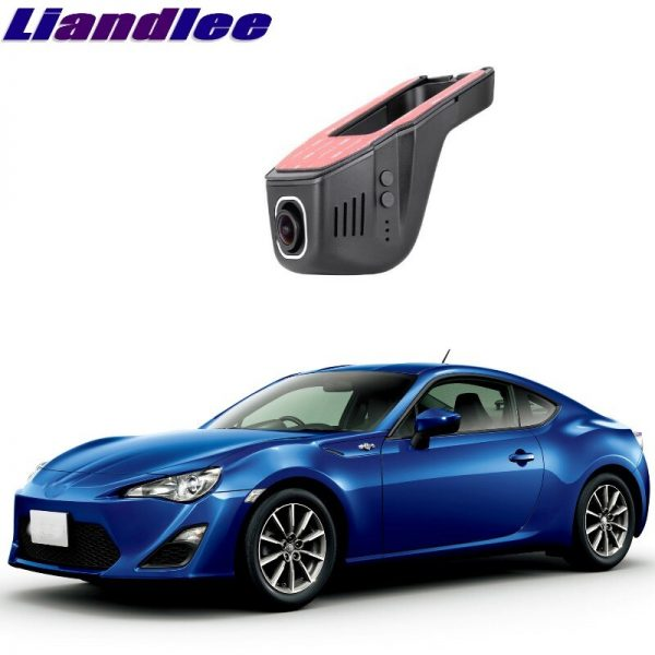 Liandlee For Toyota 86/ FT86 / GT86 / 2012~2018 Car Road Record WiFi DVR Dash Camera Driving Video Recorder