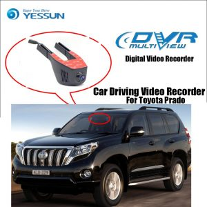 YESSUN for Toyota Prado Novatek 96658 Car Mini DVR Driving Video Recorder Control Wifi Camera Registrator Dash Cam