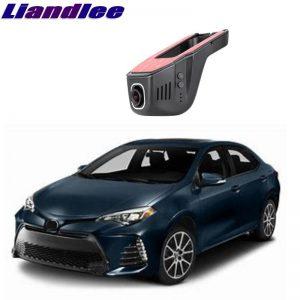 Liandlee For Toyota Corolla E120 E130 E140 E150 E160 2000~2018 Car Road Record WiFi DVR Dash Camera Driving Video Recorder