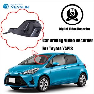 YESSUN Car DVR Driving Video Recorder for Toyota YAPiS Front Dash Camera HD 1080P Not Rear Back Camera
