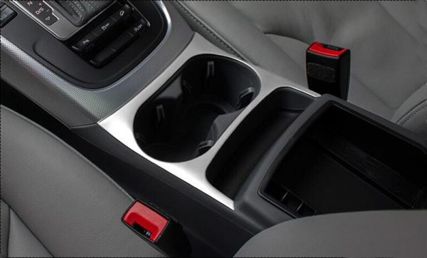 Water cup holder decoration cover trim For Audi Q5