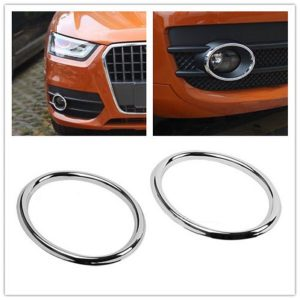 Circle Ring ABS Trim Styling For Audi Q3 2013-2015