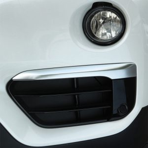 Chrome Front Fog Light BMW X1 F48 2016-2017