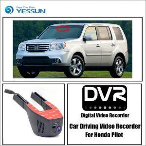 YESSUN for Honda Pilot Car Wifi DVR Mini Camera Driving Video Recorder Novatek 96658 Registrator Dash Cam Night Vision