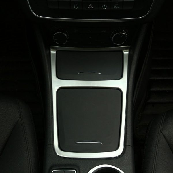 Mercedes Benz A180 GLA Center Storage Box Frame Panel Trim Fit